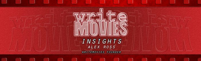 WriteMovies founder Alex Ross