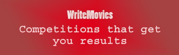 WriteMovies - Screenwriting Contests and Competitions that get you results