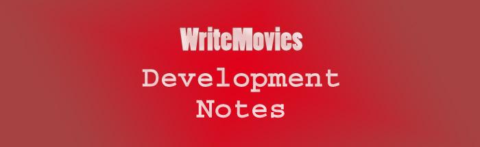 Development Notes