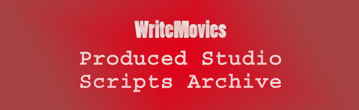 Studio Scripts Archive