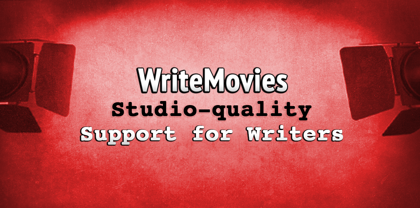WriteMovies - studio-quality support for writers