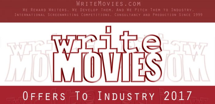 WriteMovies Offers to Industry 2017 - Script Readings, Writing Consultancy, Submissions Filtering