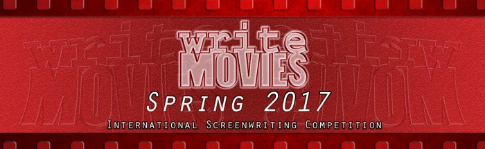 WriteMovies Spring 2017 International Screenwriting Competition