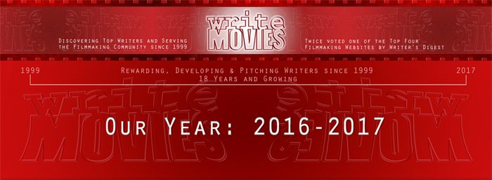 WriteMovies: Our Year: 2016 - 2017