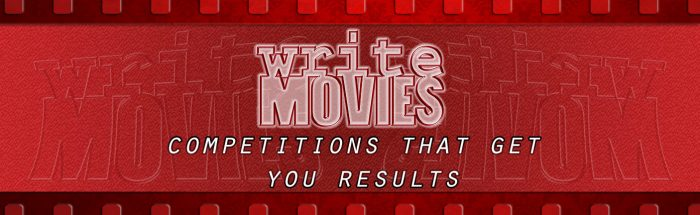 WriteMovies - Competitions that will get you results - Screenwriting contests