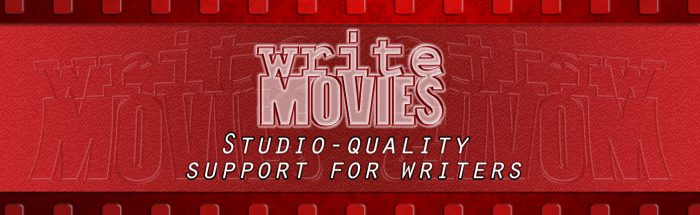 WriteMovies studio quality support for writers