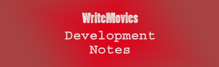 Development Notes