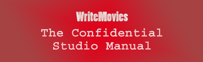 The Confidential Studio Manual