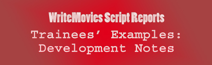Example Development Notes: 500 Days of Summer