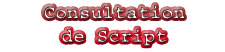 WriteMovies Consultation de Script