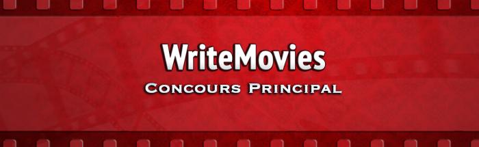 WriteMovies Concours Principal