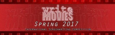 WriteMovies Spring 2017 Screenwriting Competition – Final Results