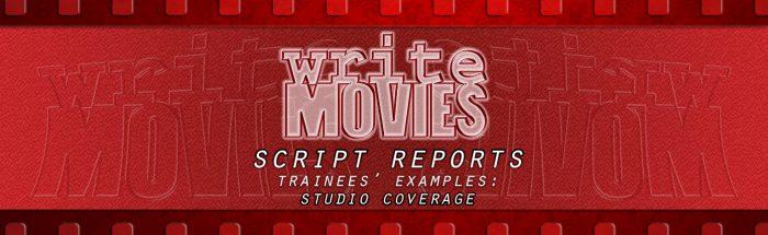 Example Studio Consulting: GONE GIRL Script
