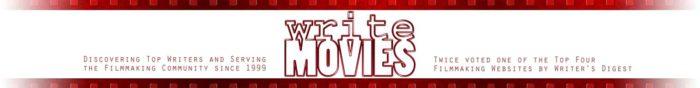 WriteMovies Winter 2019 Screenwriting Contest Banner
