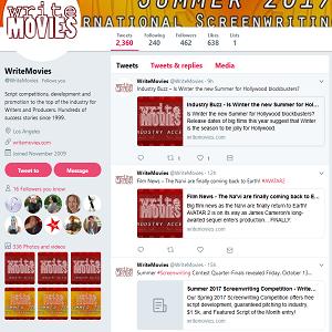 Welcome to WriteMovies  - WriteMovies