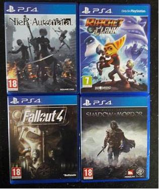 A collection of various sandbox RPGs.