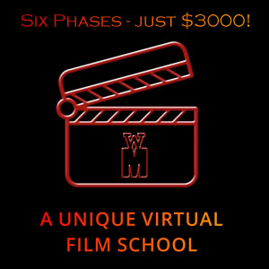 virtual film school ident
