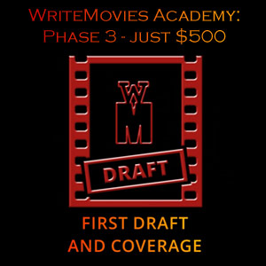 first draft scripts