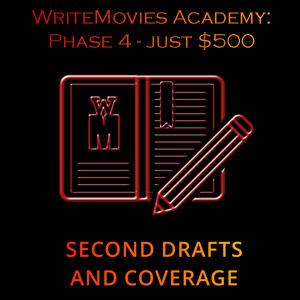 second draft scripts