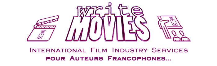 WriteMovies - International Film Industry Services pour auteurs francophones
