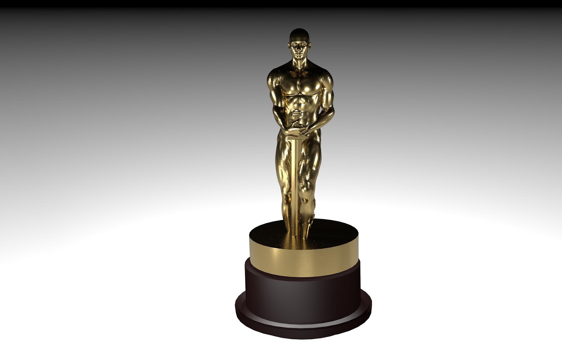 Oscar statuette - Oscars 2019