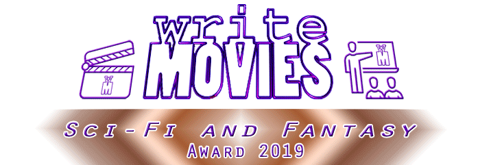 writemovies sci-fi and fantasy award ident