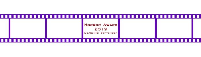 Horror Award 2019: Why you should be writing horror…