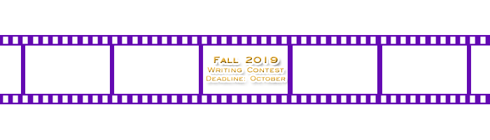 Fall 2019 Screenwriting Contest – One Week Extension!