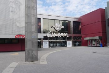 Cinema for invisible people? At least during the Coronavirus crisis.