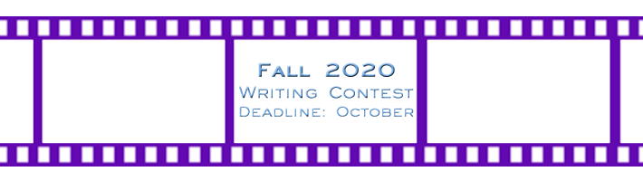 Fall Screenwriting Contest – 1 Week Extension!