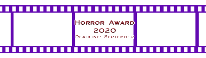 WriteMovies Horror Award 2020 – 1 Week until the deadline!