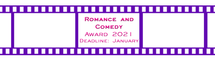 Romance and Comedy Award 2021 now OPEN!