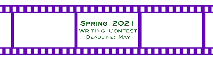 Spring 2021 Screenwriting Contest now open!