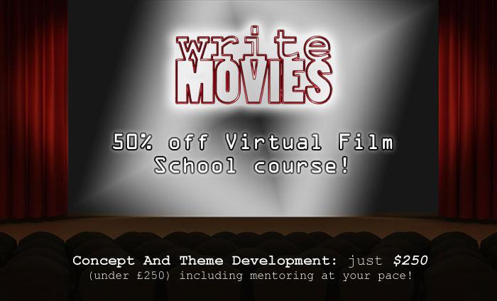 Virtual Film School Phase 1 50% discount